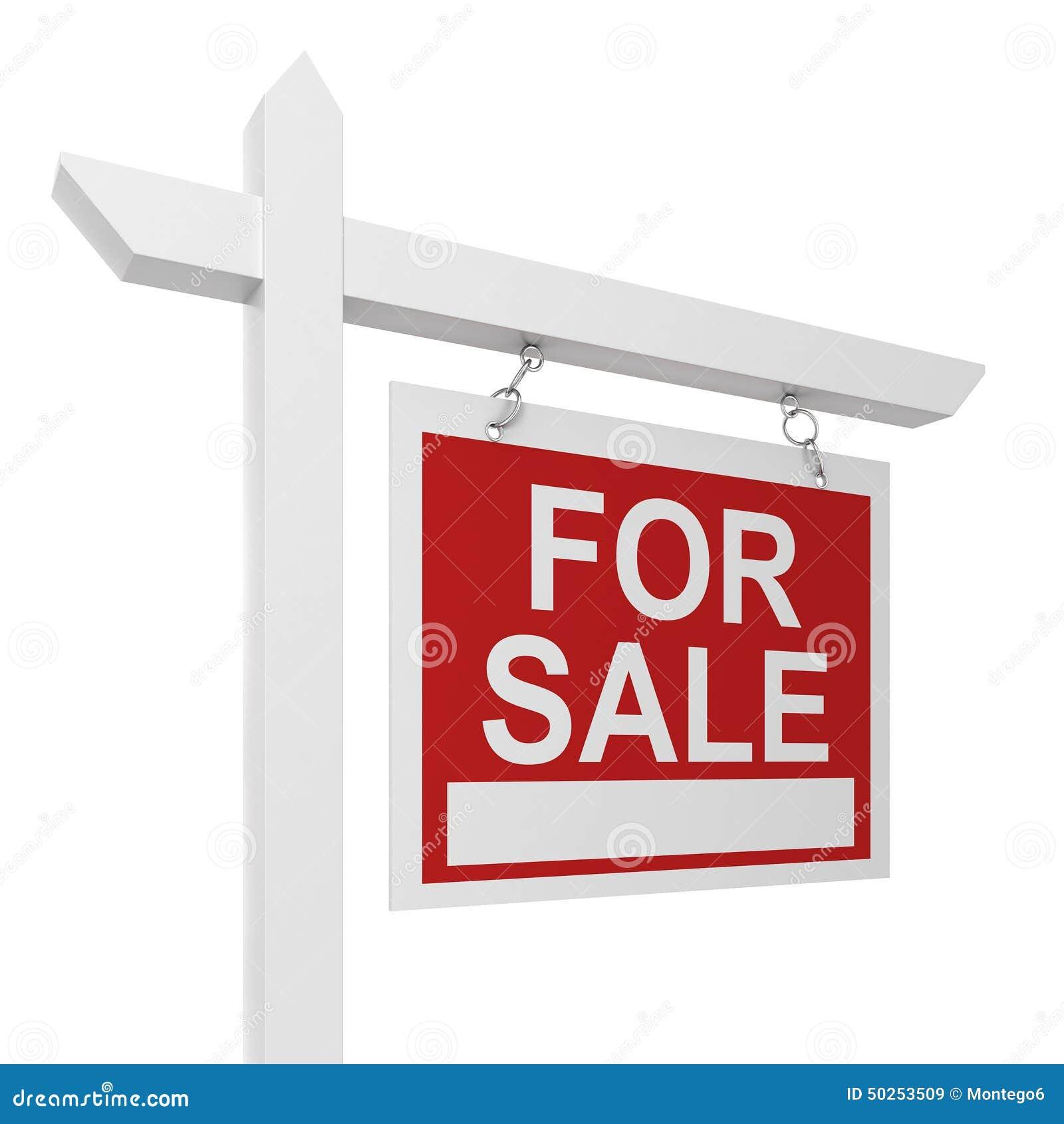 Chambre à vendre le signe