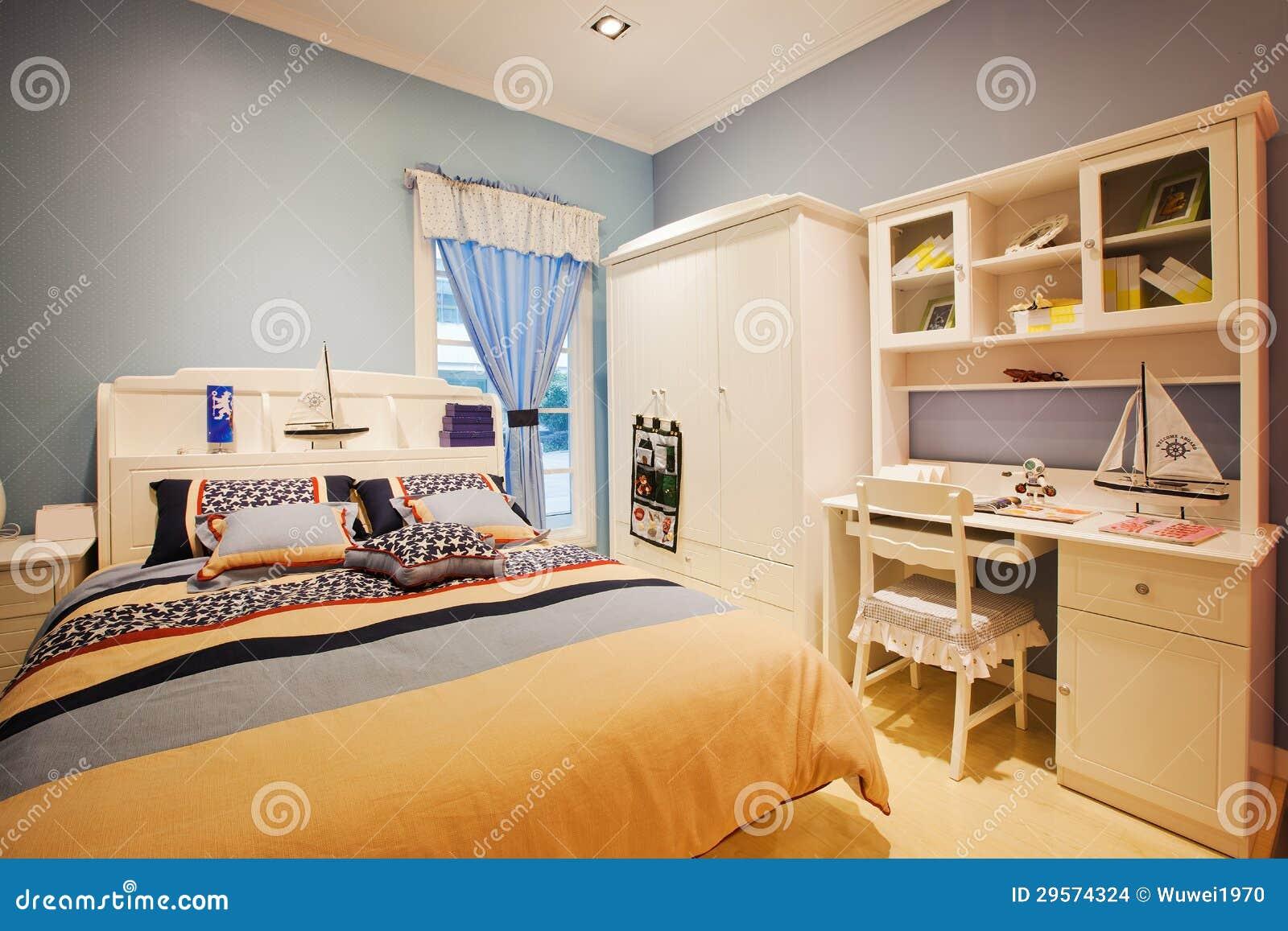 Chambre à coucher 18 d'enfants images stock   image: 29574324