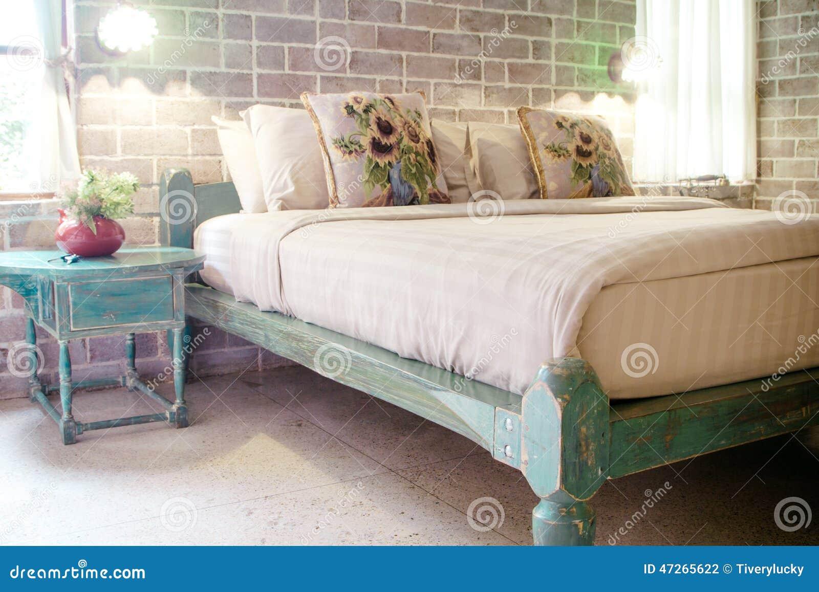 Style de chambre vintage for Chambre a coucher vintage