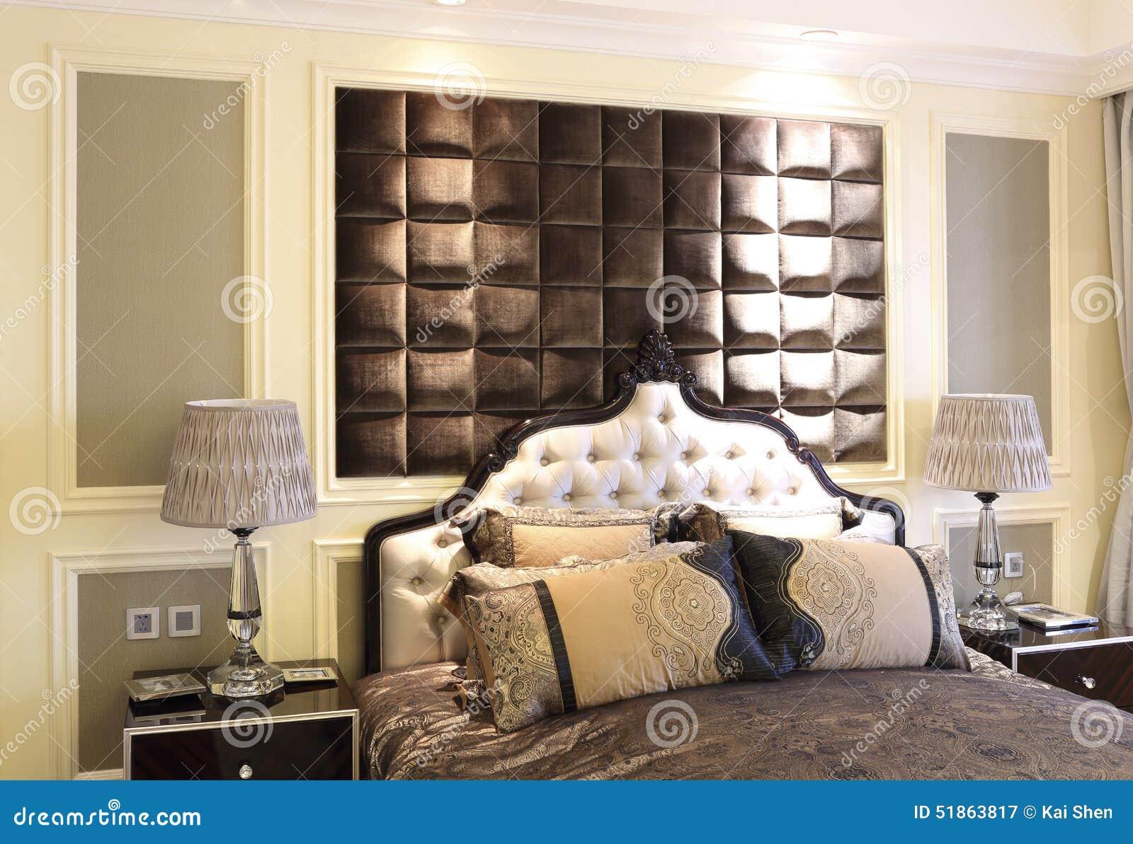 chambre coucher et cabinet dans la salle tmoin de l appartement - Salle A Coucher