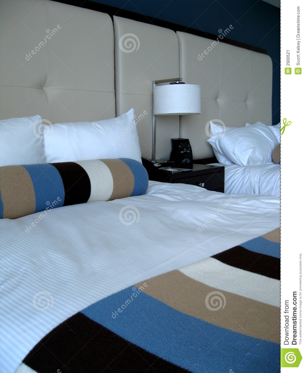 Chambre coucher moderne image stock image 2900521 - Chambre coucher moderne ...