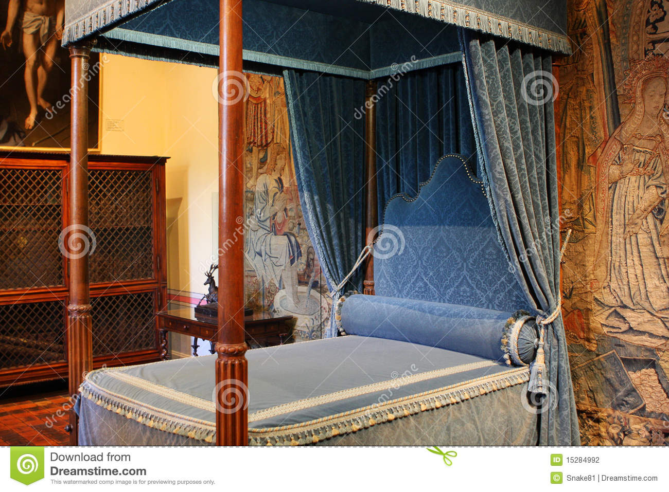 Chambre coucher royale for Chambre a coucher royale