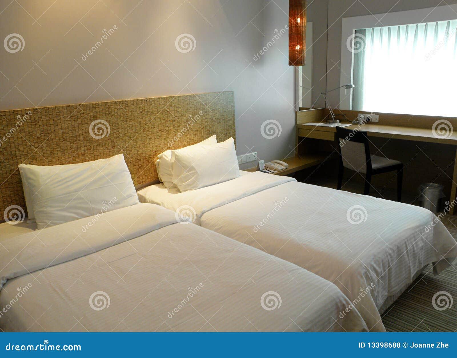 Chambre d hôtel simple de budget