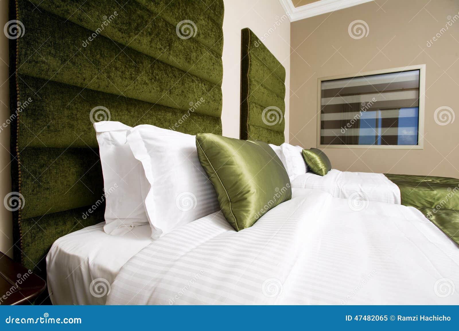 Chambre d 39 h tel de luxe de 5 toiles chambre coucher for Chambre 5 etoiles