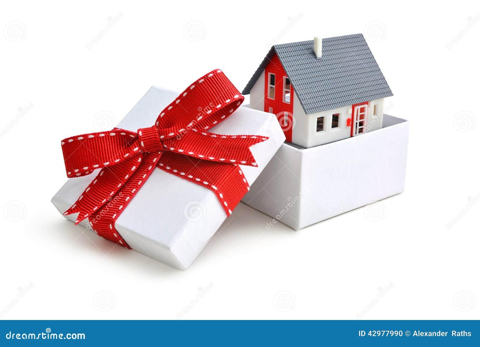 Chambre dans le cadre de cadeau