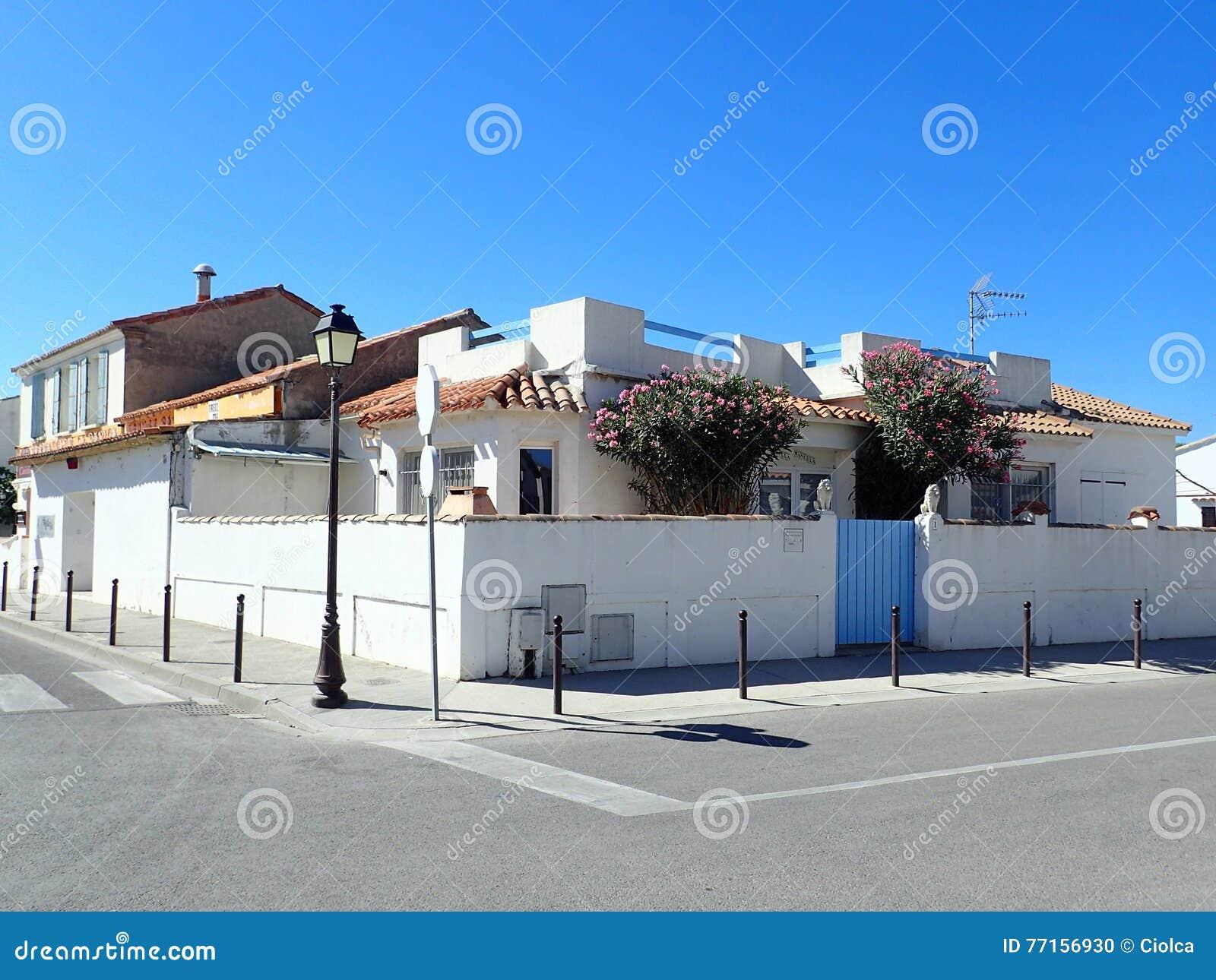 Chambre dans le Saintes-Maries-de-la-Mer, France