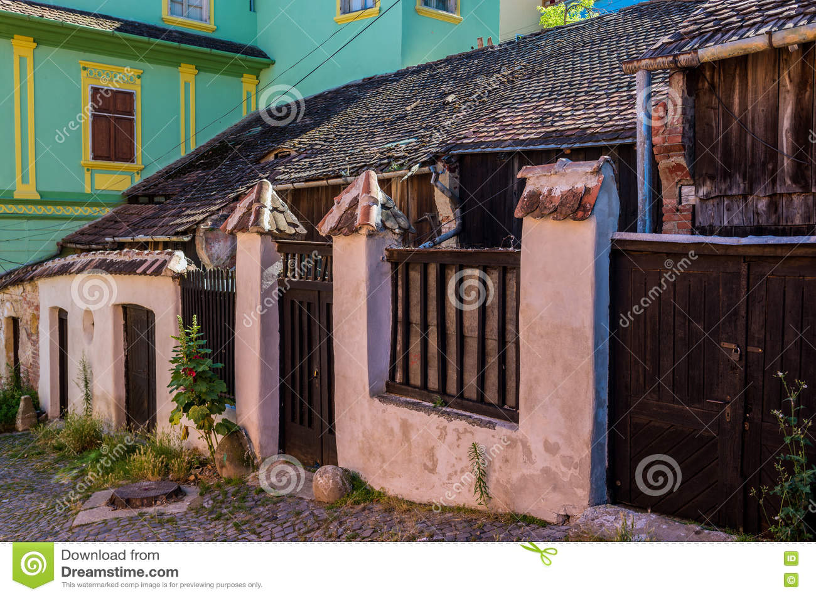 Chambre dans Sighisoara