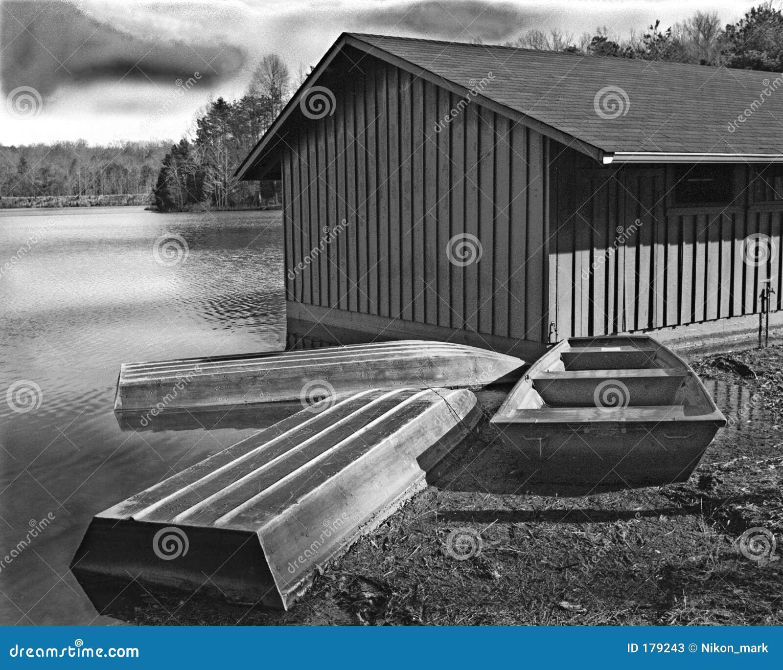 Chambre de bateau