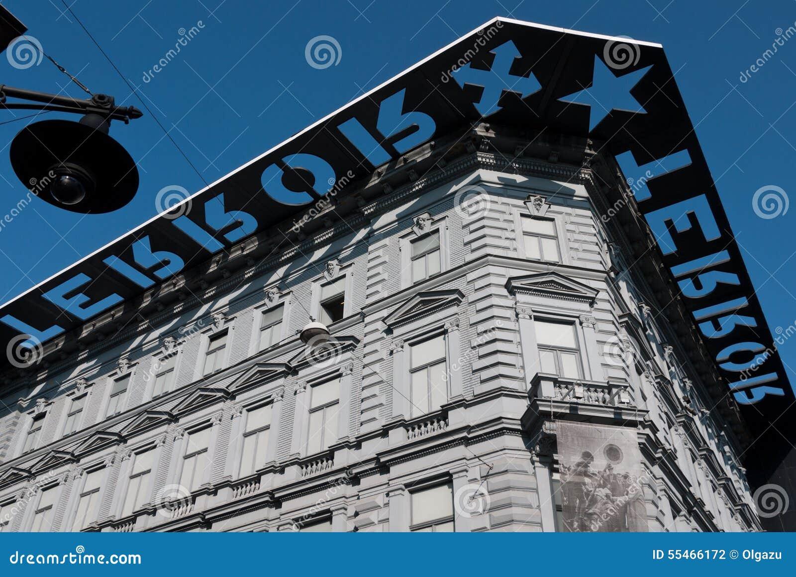 Chambre de la terreur à Budapest