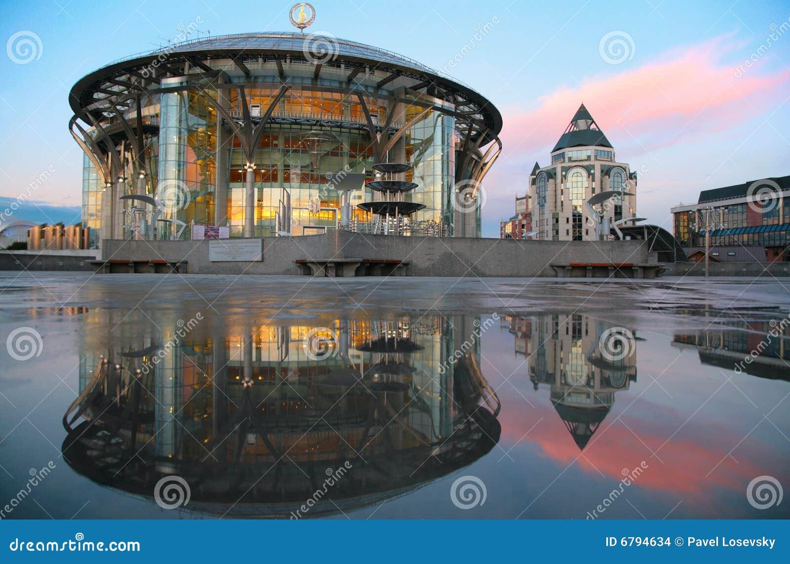 Chambre de Moscou de la musique