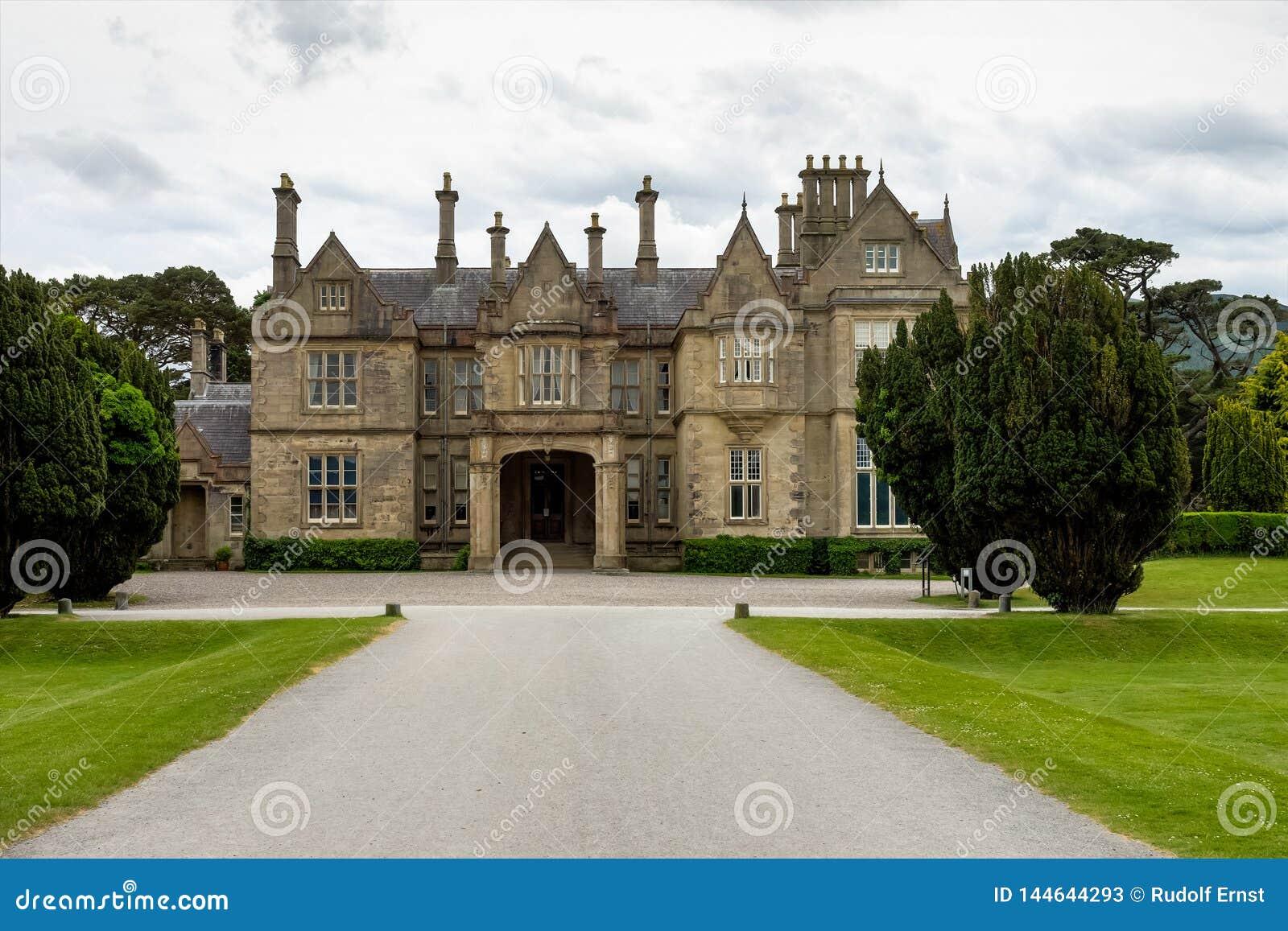 Chambre de Muckross en le parc national de Killarney, Irlande