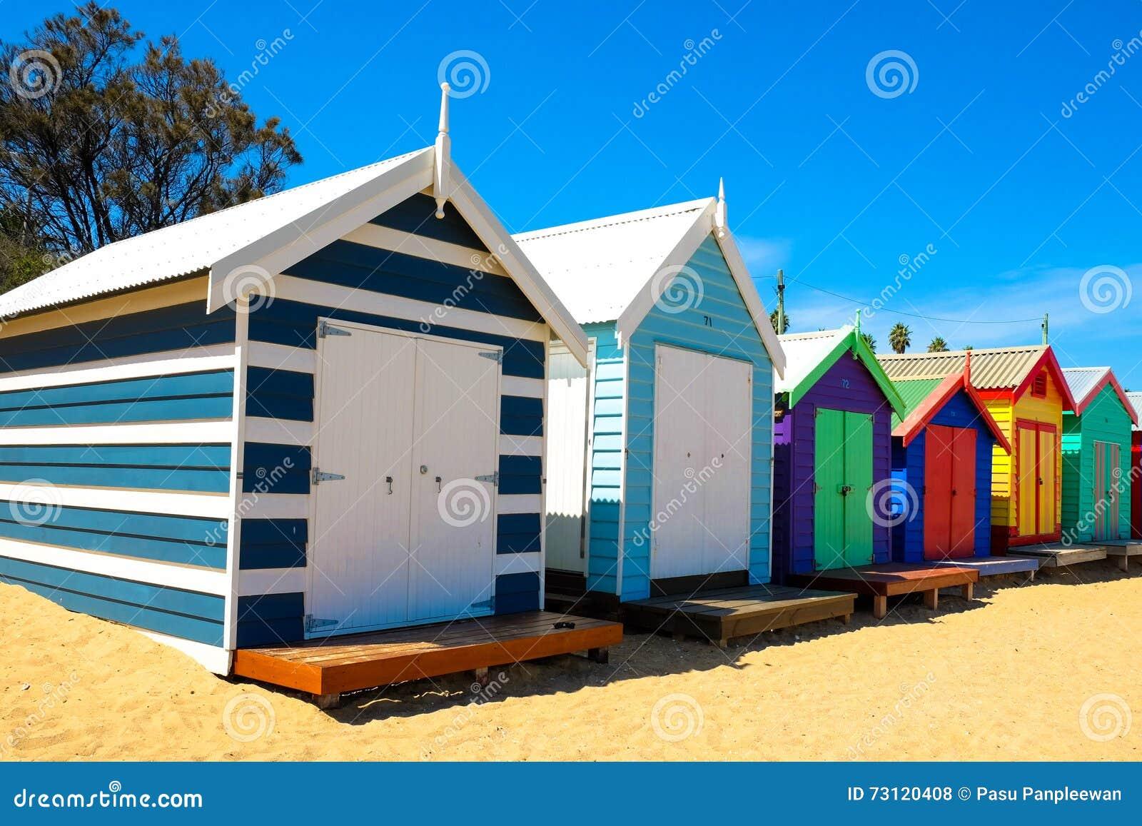 Chambre de plage en Brighton Beach