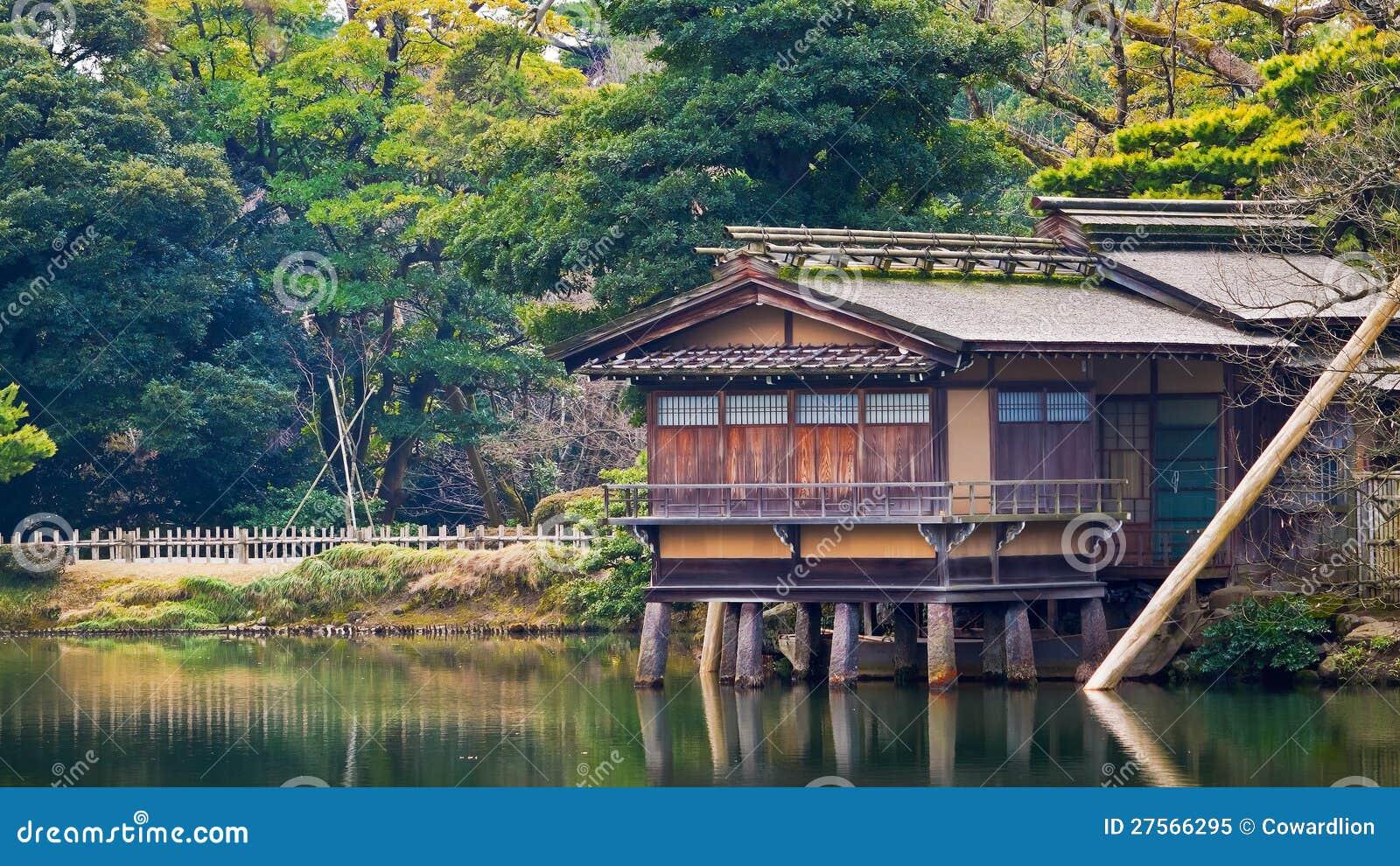 Chambre de thé d Uchihashi-tei