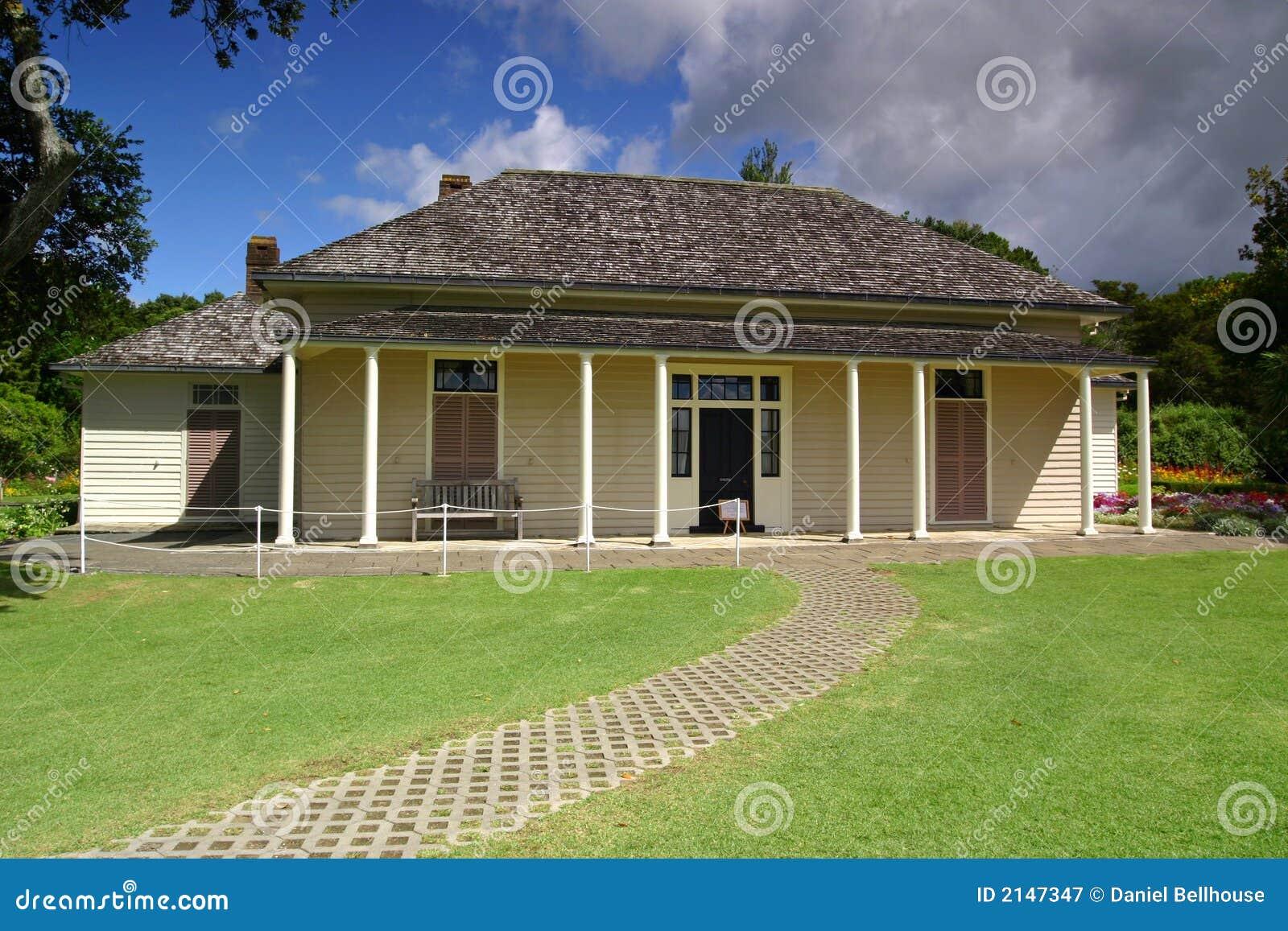 Chambre de Traité de Waitangi