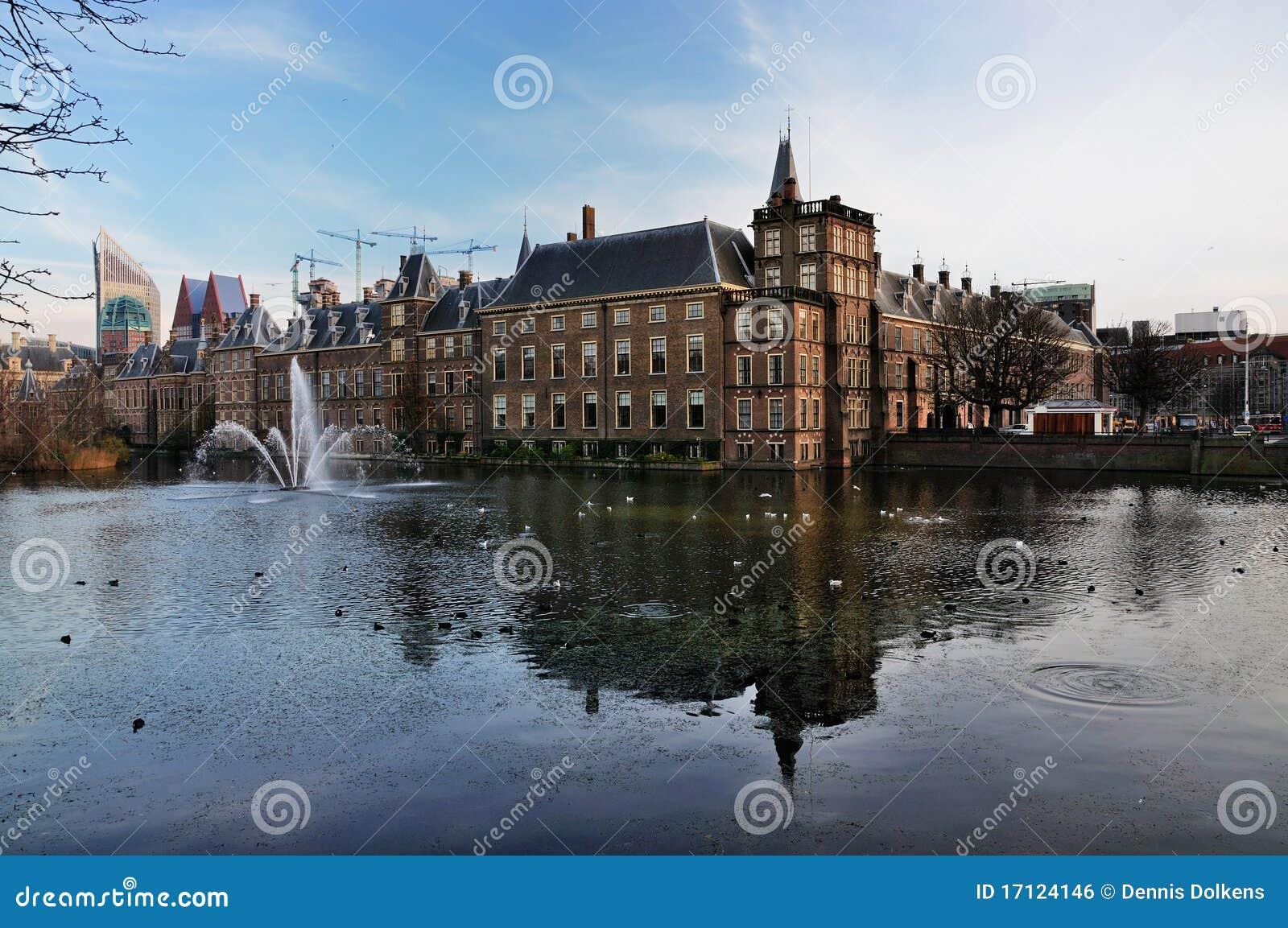Chambre du Parlement, la Haye