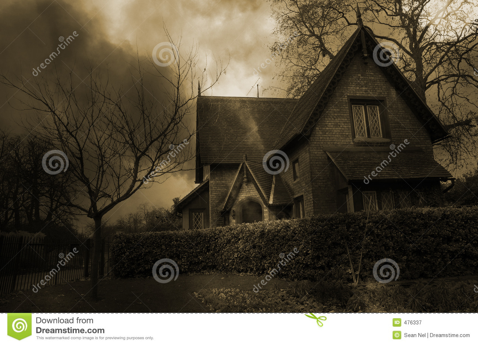Chambre hantée #2