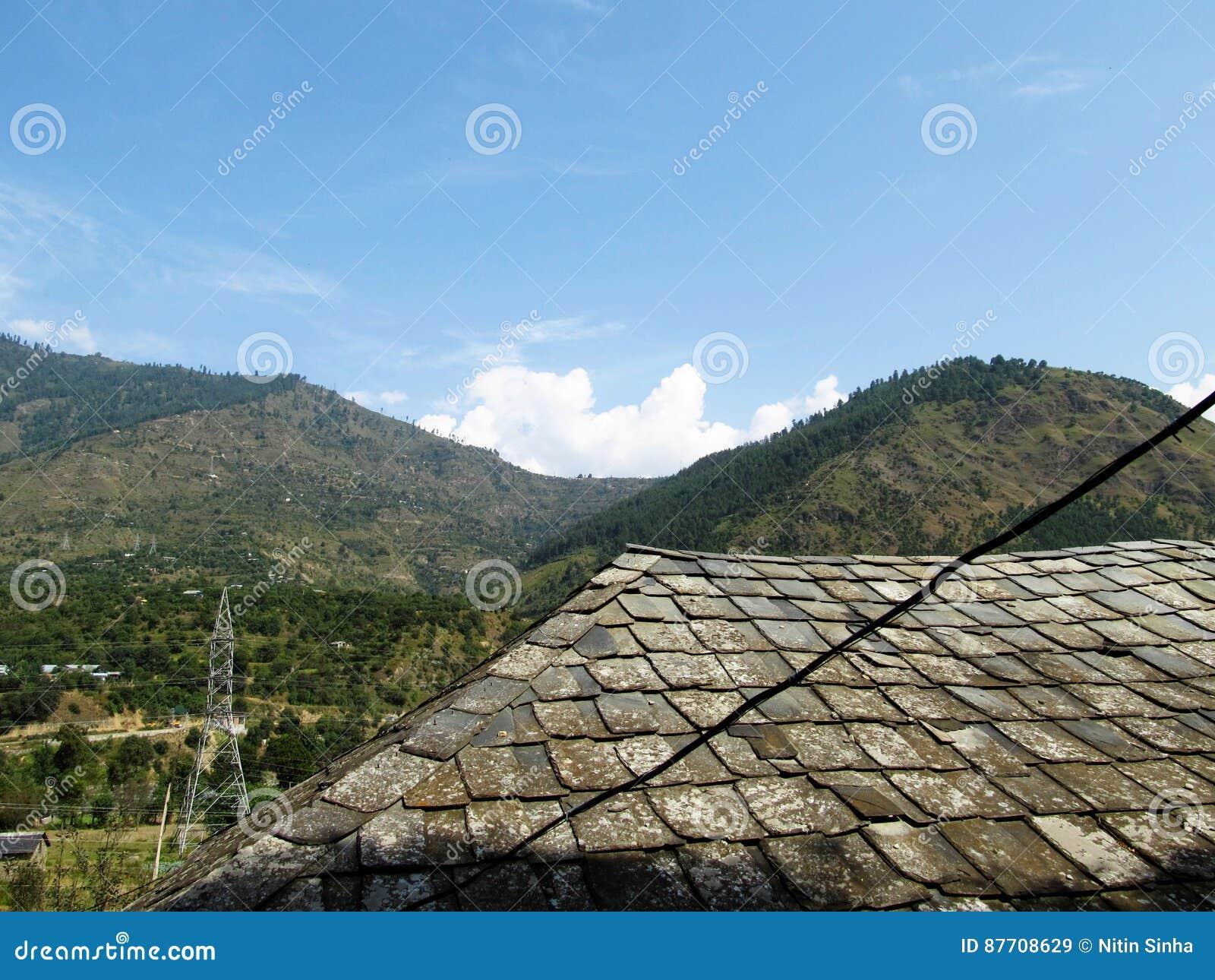 Chambre sur des collines