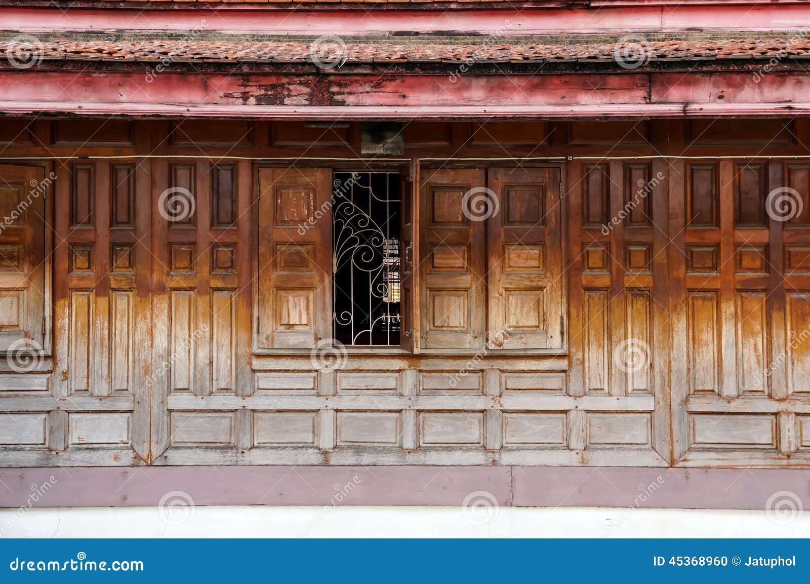Chambre thaïe