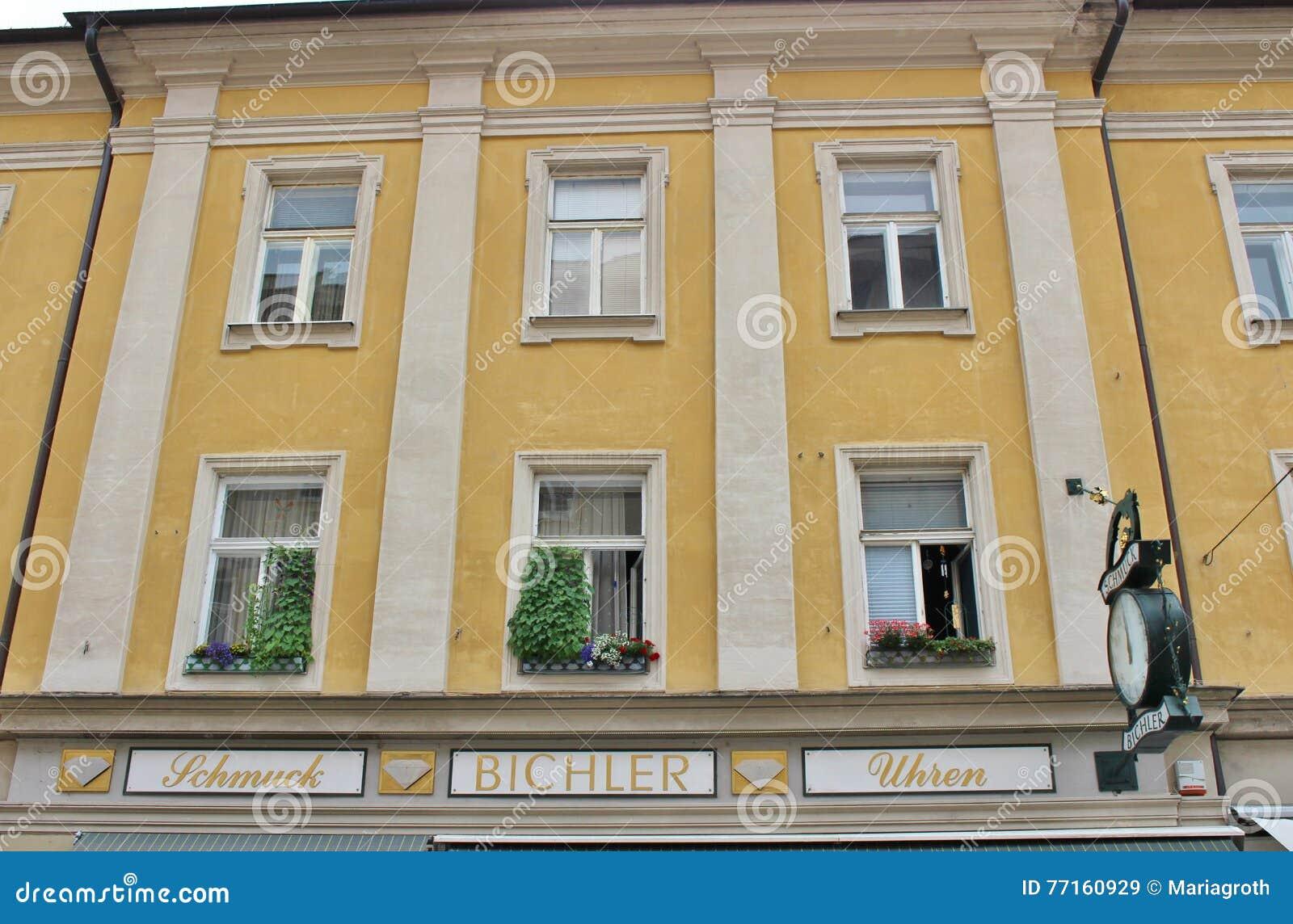 Chambres dans la vieille ville de Salzbourg