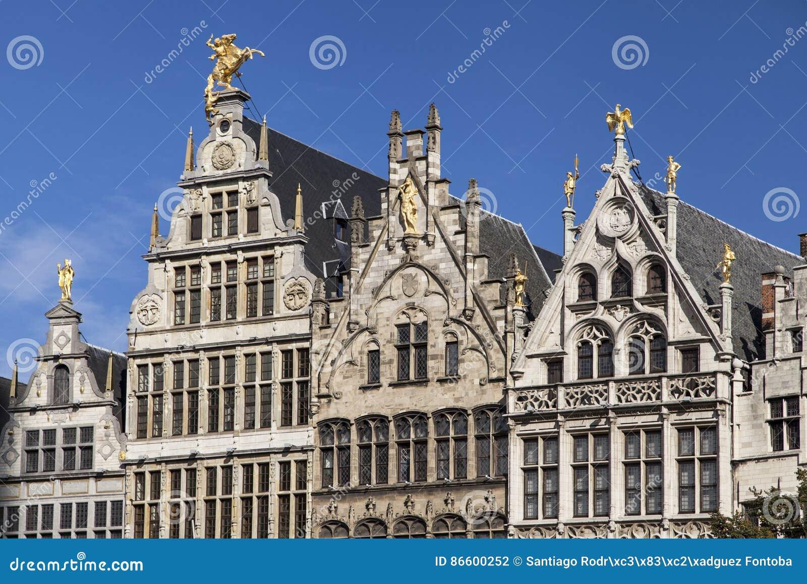 Chambres de guilde à Anvers