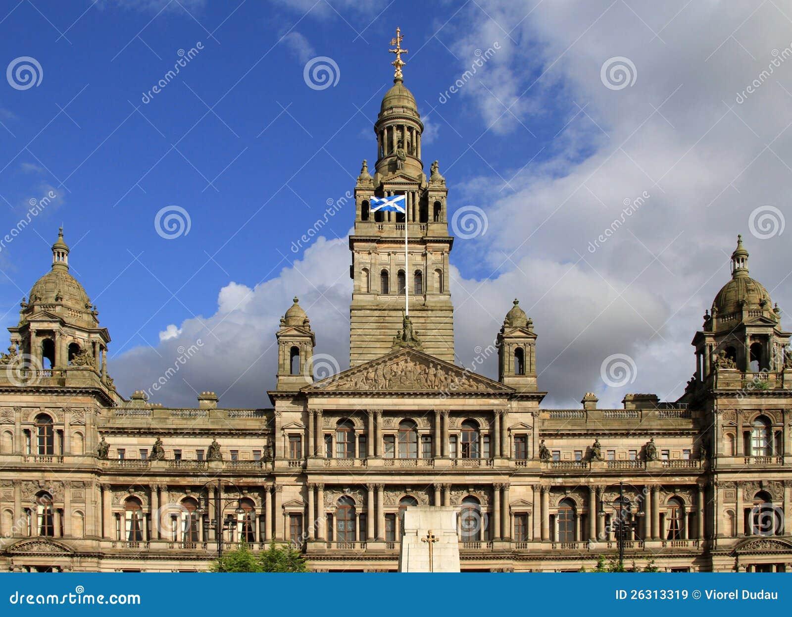 Chambres de ville de Glasgow
