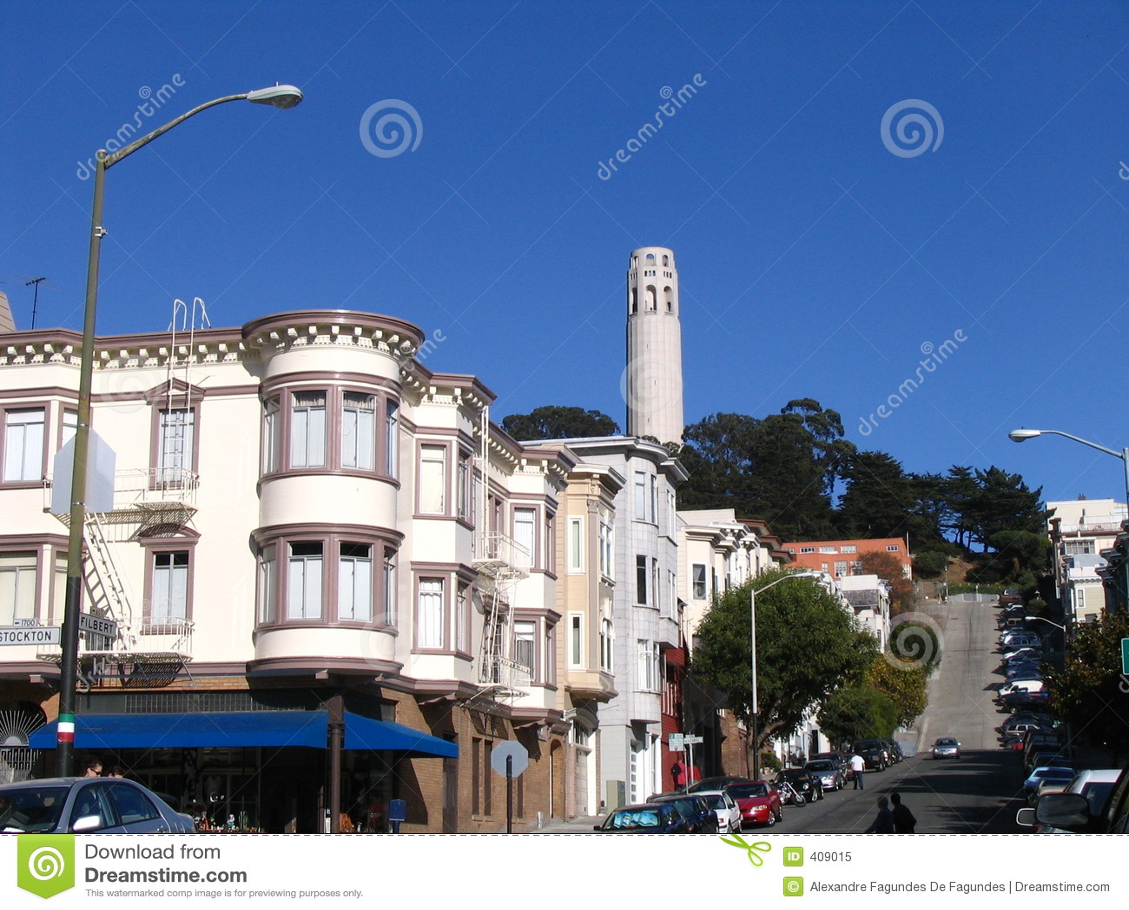Chambres victoriennes à San Francisco
