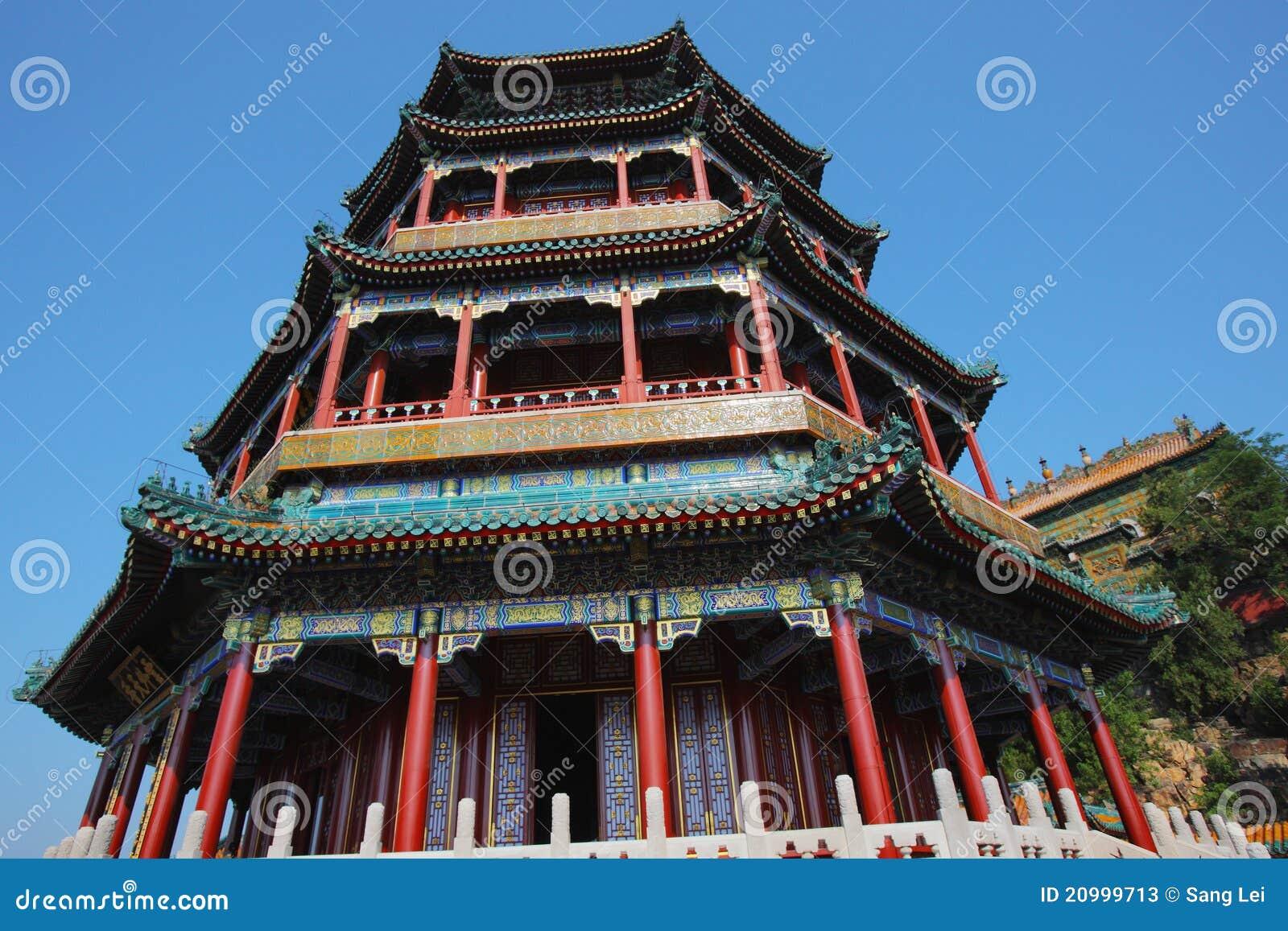 Chambrette de classique chinois
