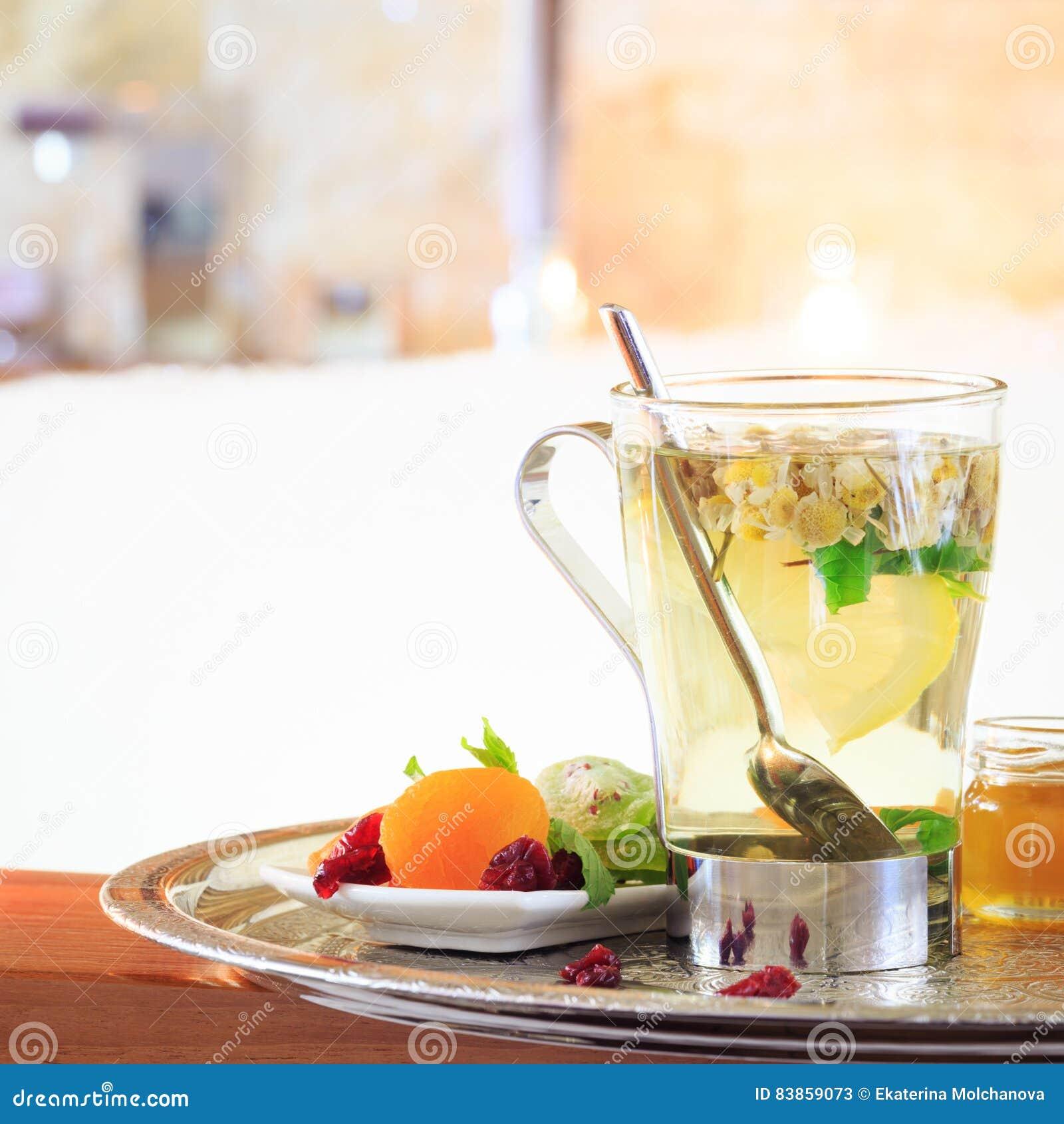 Chamomile herbata blisko jacuzzi kiedy było tła można użyć valentines pocztówki Romansowy conce