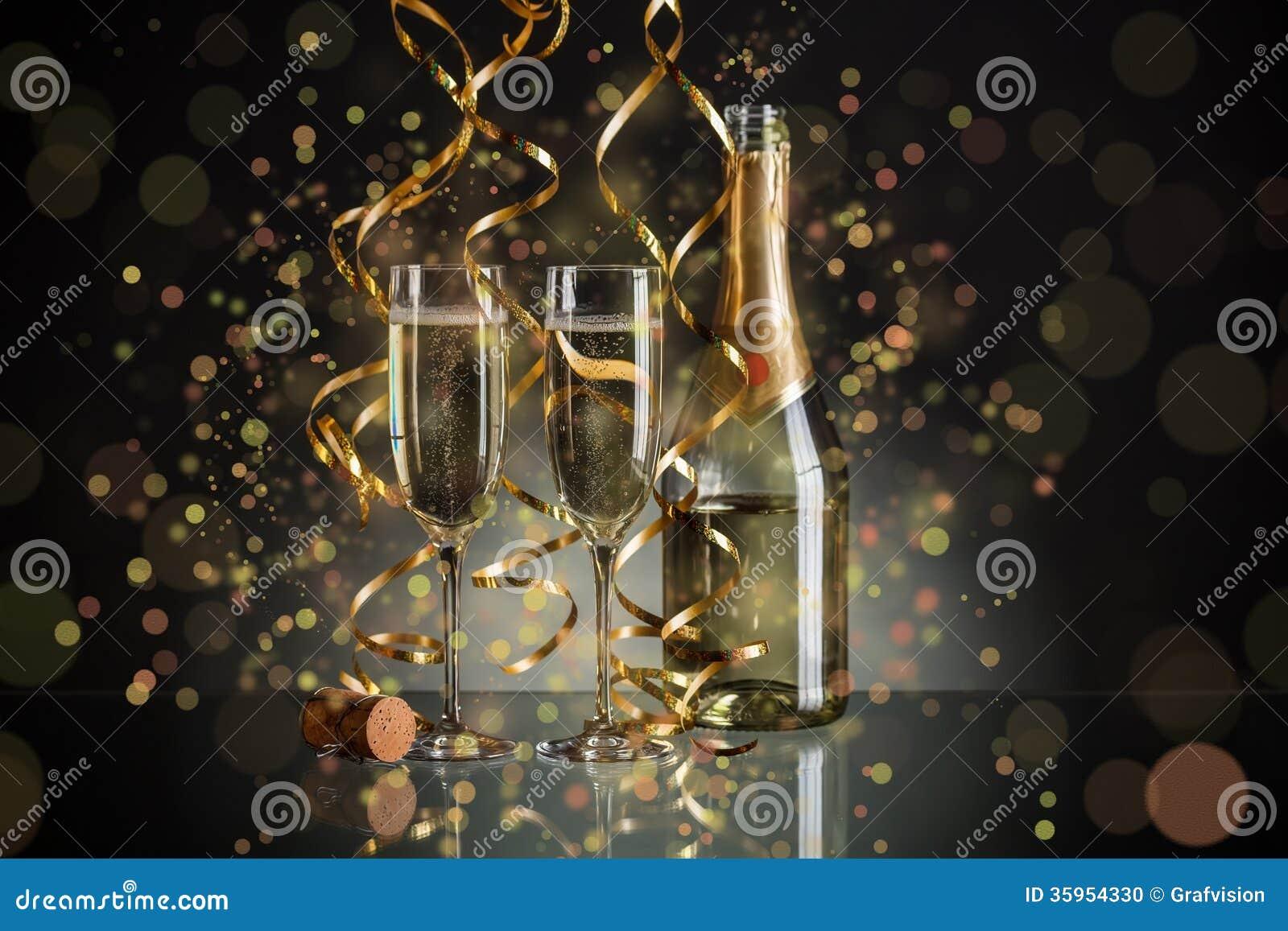 Champán del Año Nuevo