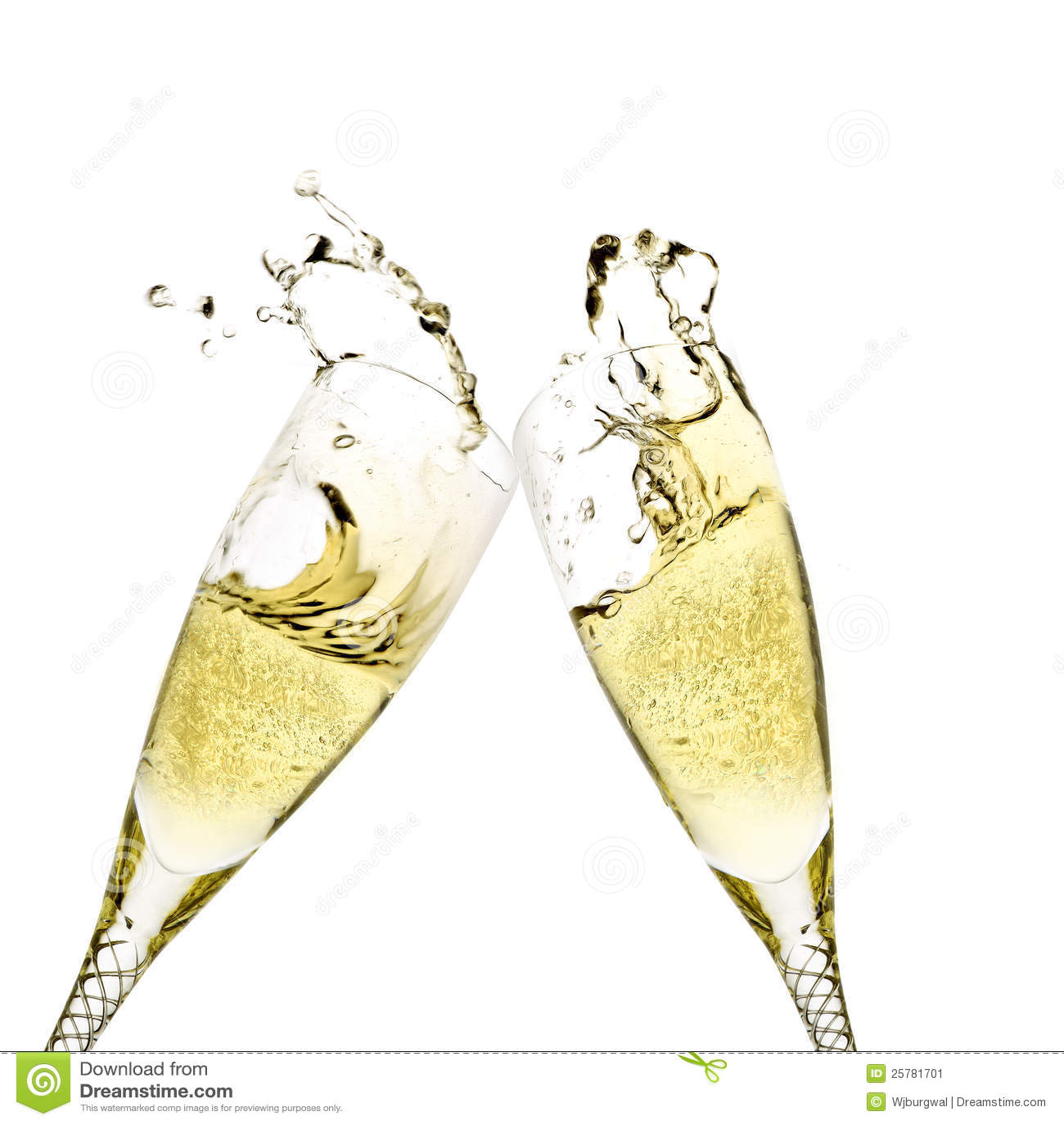 Champagne Stock Image - Image: 25781701
