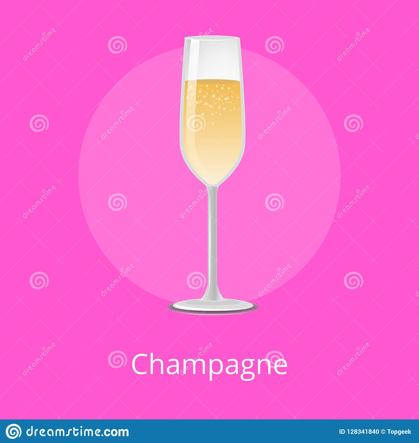 Champagne Classical Luxury Alcohol Drink-Glaswaren