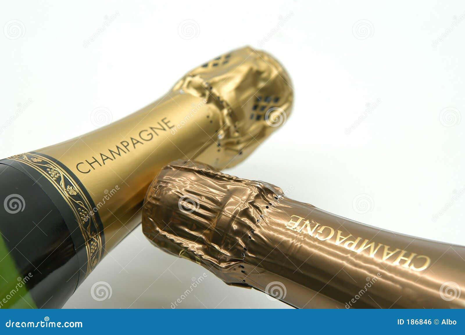 Champagne contre Champagne