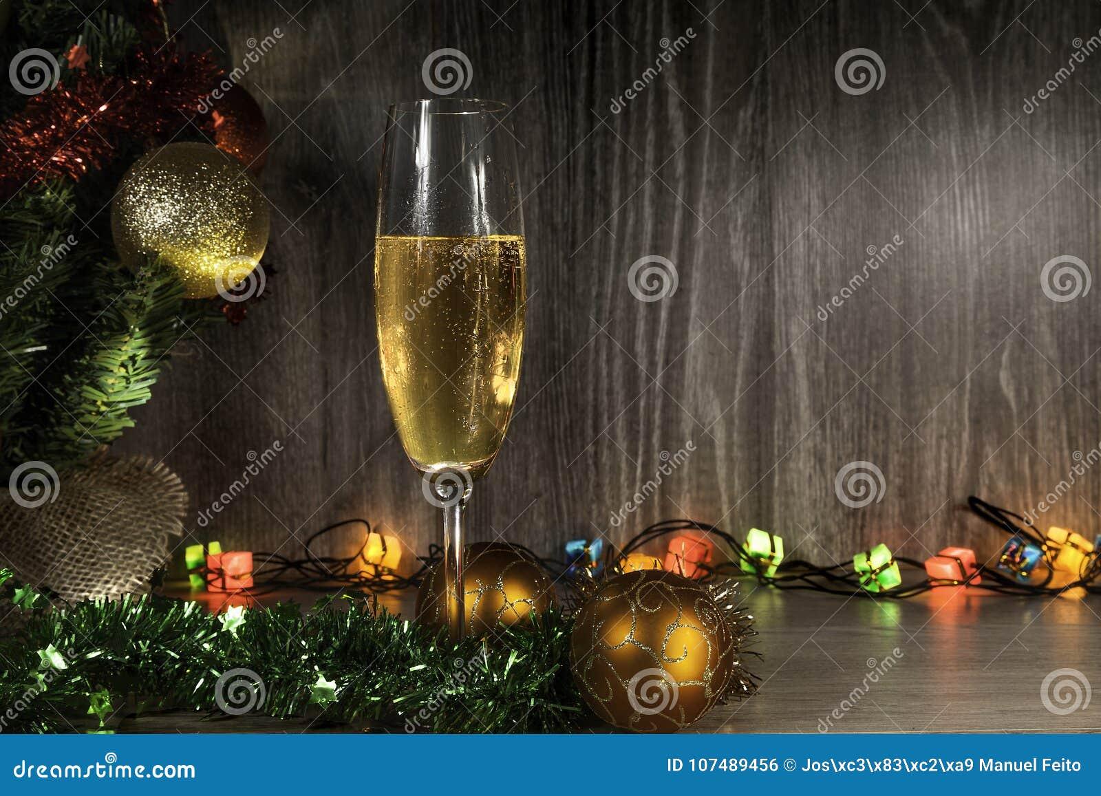 Champagne et lumières