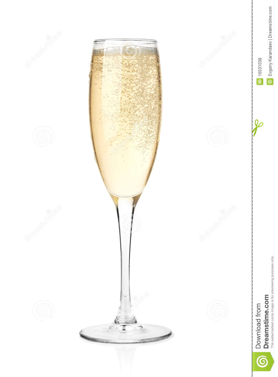 champagne in a glass royalty free stock photos image