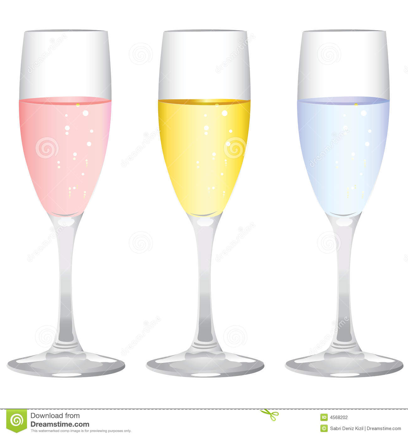 how to hold a champagne glass