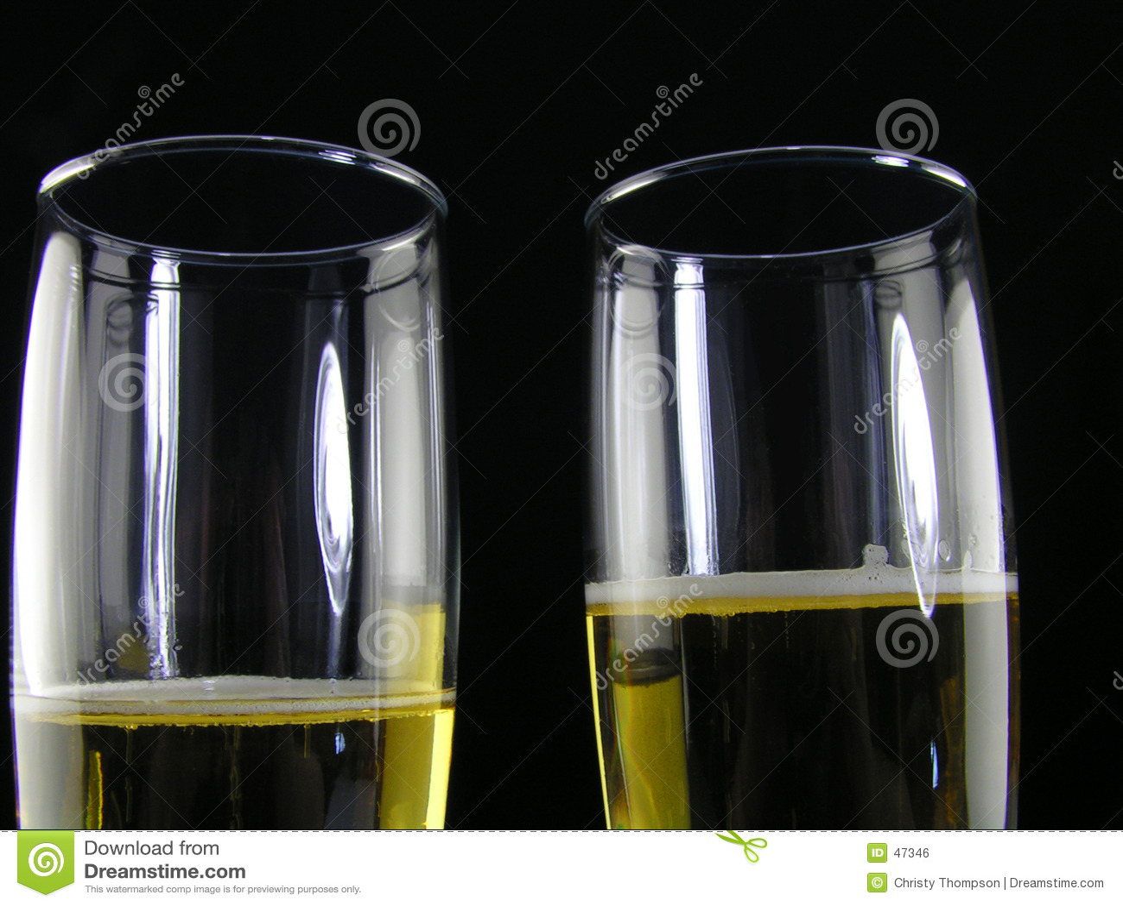 Champagne para dois