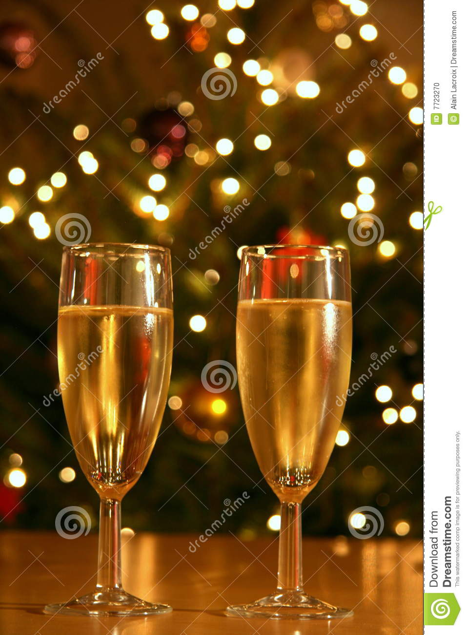 Champagne Party Stock Photo Image 7723270