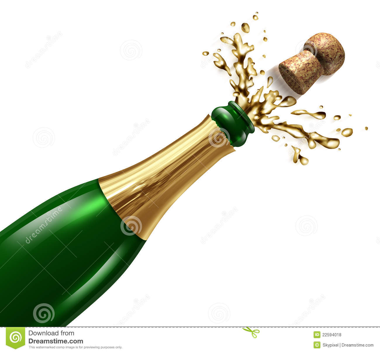 champagne with splash stock illustration illustration of new years eve clip art 2018 borders new years eve clip art 2018
