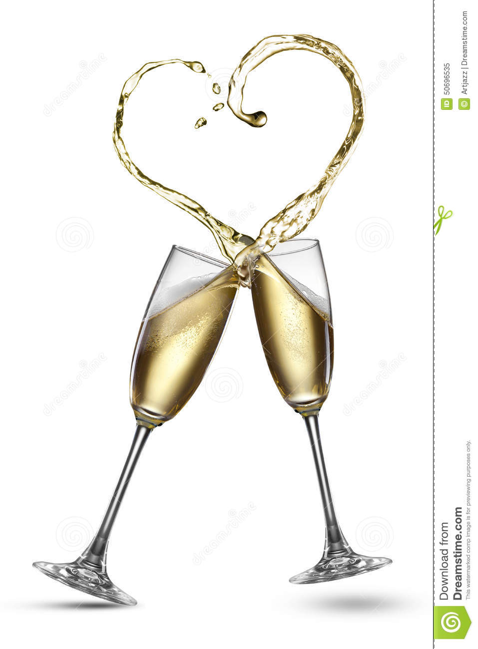 champagne splash in shape of heart isolated stock photo image 50696535. Black Bedroom Furniture Sets. Home Design Ideas