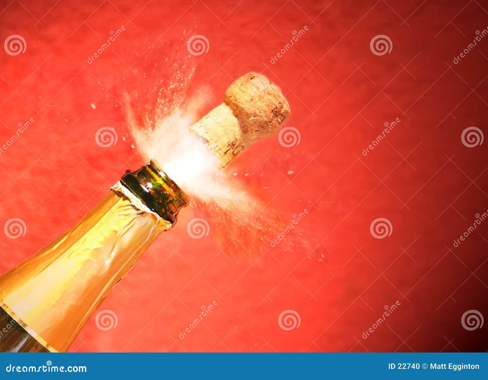 Champagne Spray 2