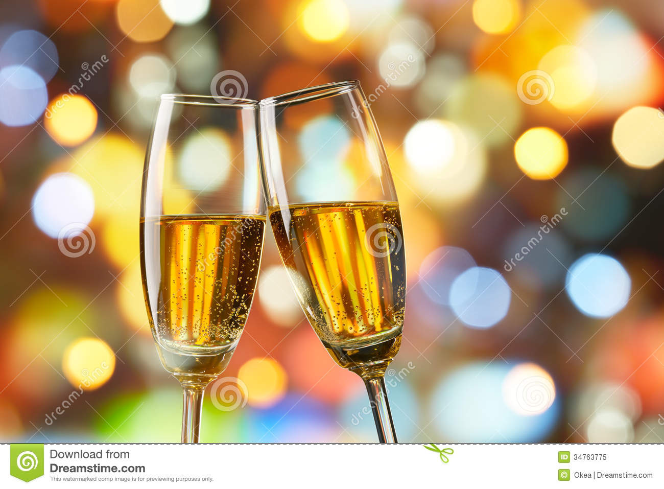 Champagne-toost
