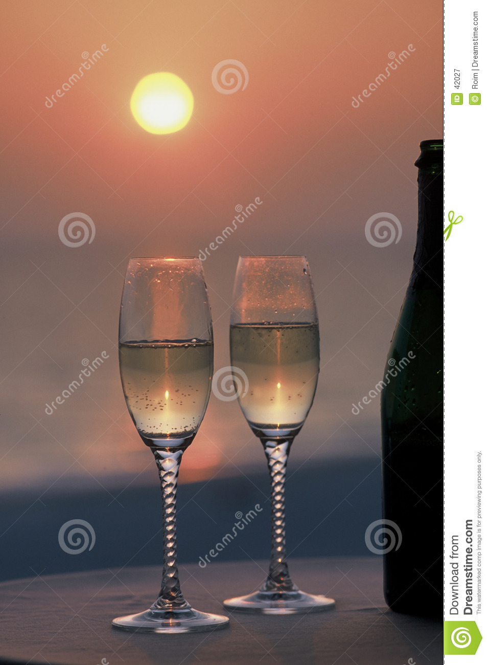 Champagne For Two