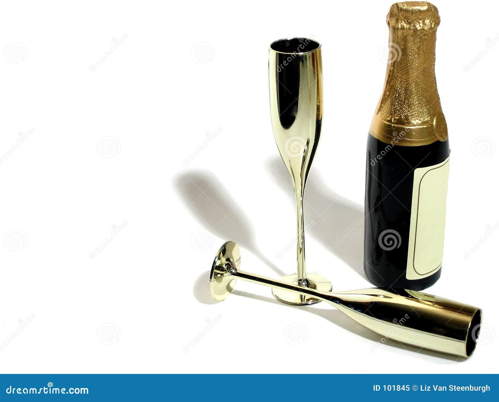 Champagneflöjter