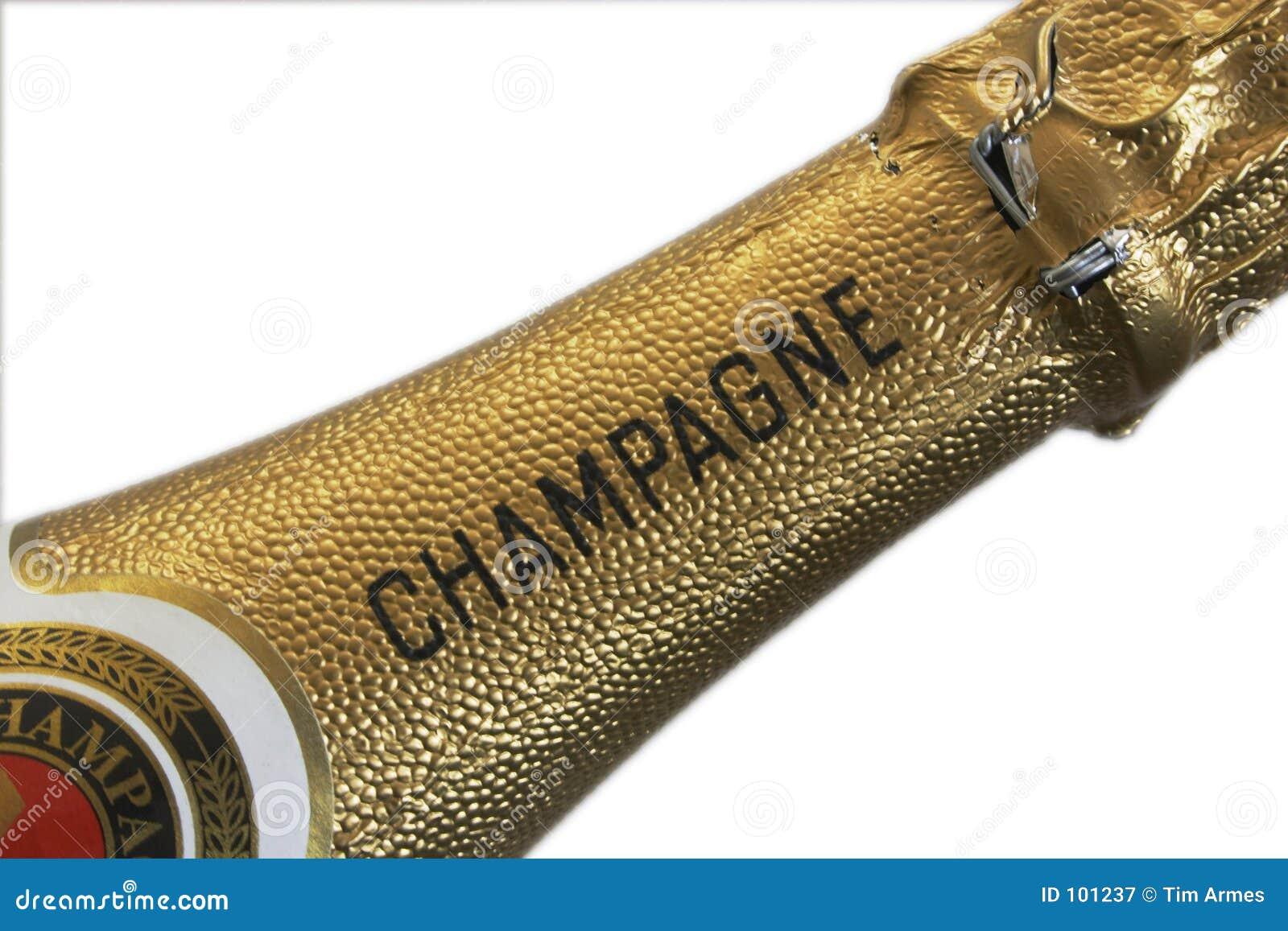 Champagnehals