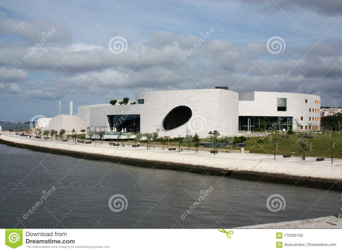 Champalimaud Centre for the Unknown, Lisbon