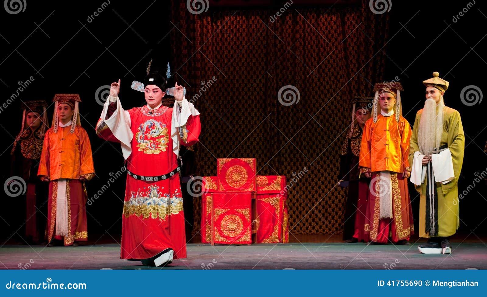 Champion-Jiangxi opera: Breeze Pavilion