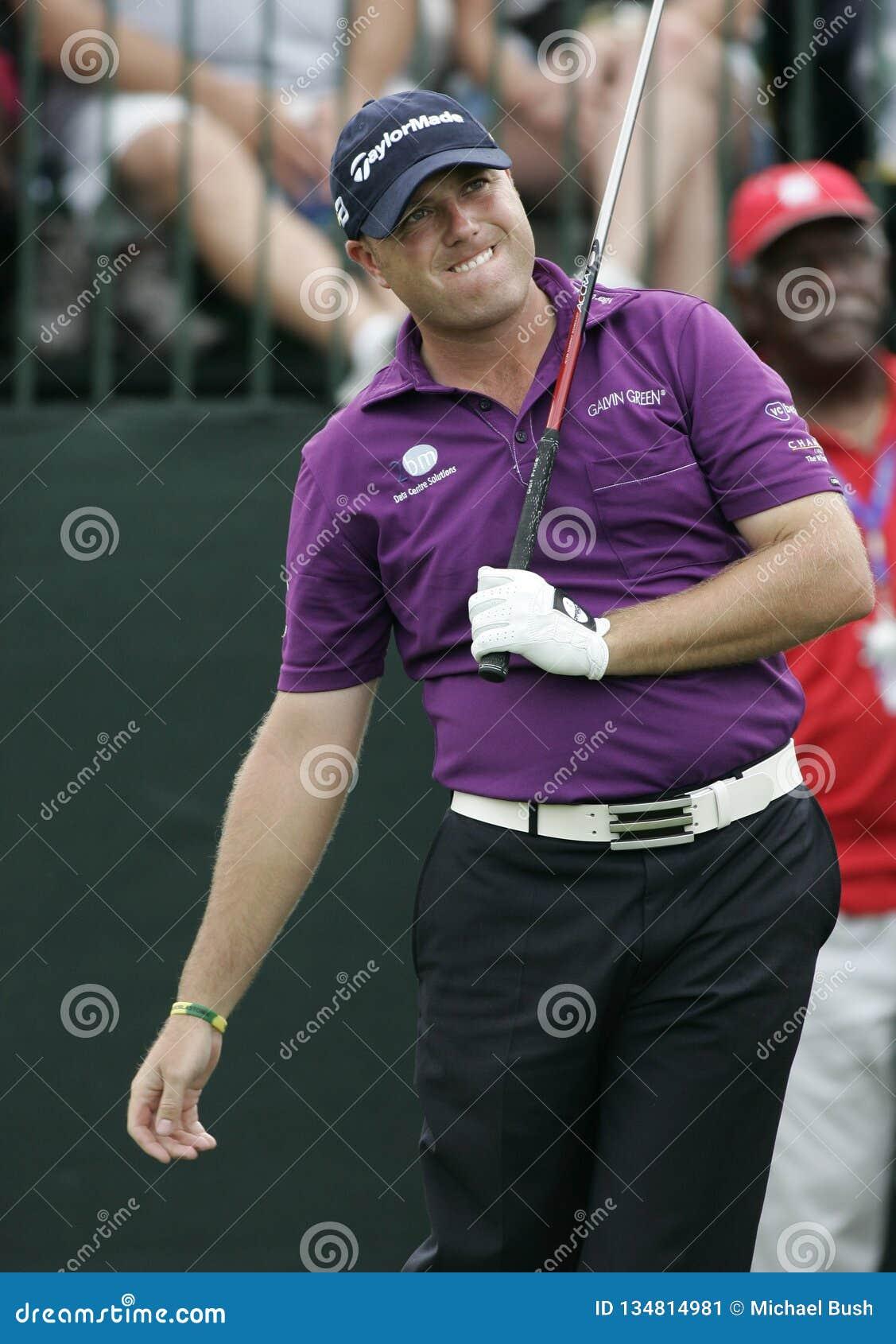 2008 championnats de golf du monde - championnat de CA