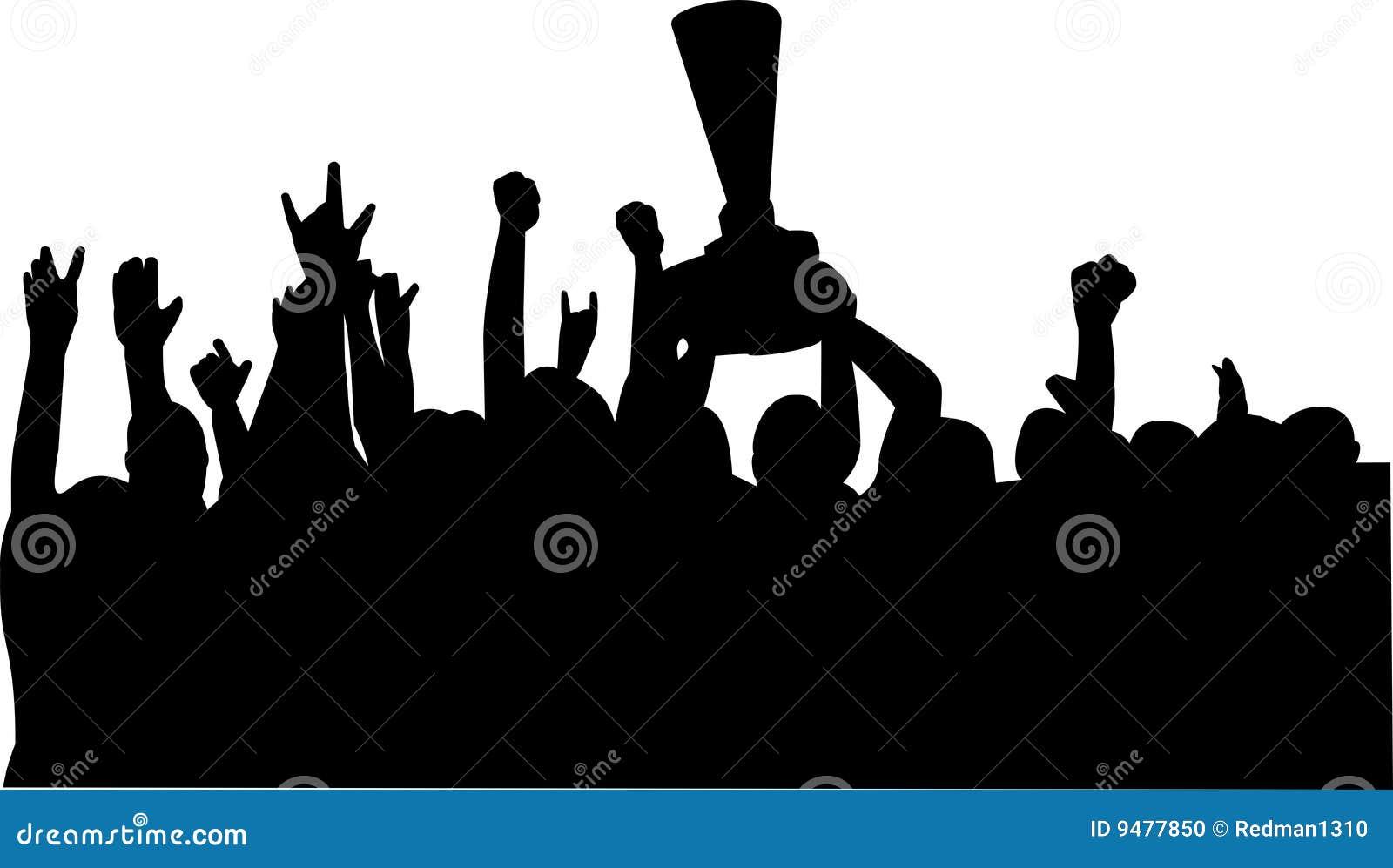 Championship Team Celebration Stock Photo - Image: 9477850
