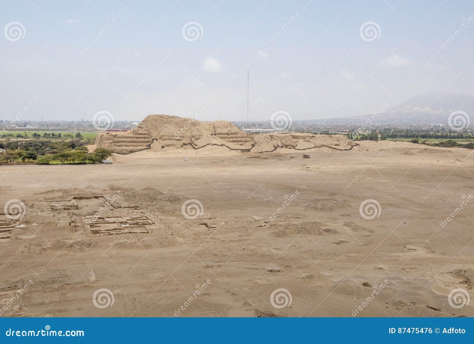 Chan Chan Archeological Site en Trujillo - Salaverry Perú