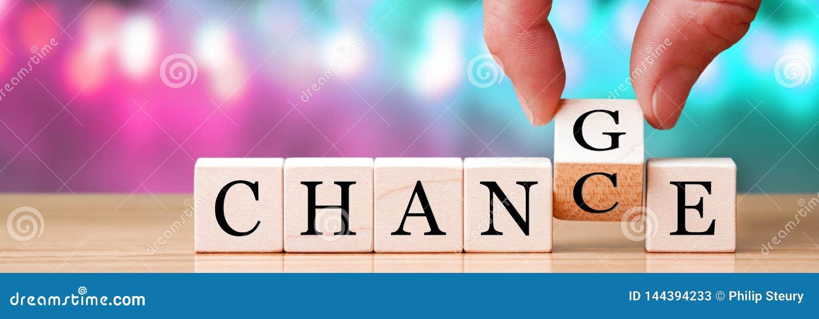 Chance de changer